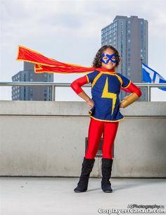 Ms.Marvel Cosplay - Imgur