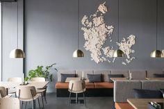 Palæo de Johannes Torpe Studios | Intérieurs de restaurant