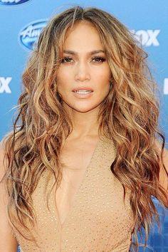 Jennifer Lopez blonde warm light blonde JLo