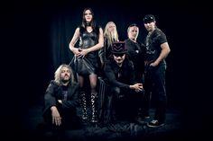Nightwish.Music photography by Tim Tronckoe.