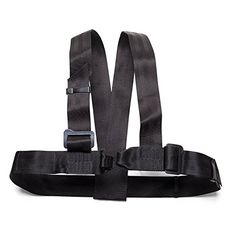 ABC Guide Chest Harness (Black) ** See the photo link even more details. (This is an affiliate link). Abc Guide, Rock Climbing Harness, Best Home Gym Equipment, Hiking Gear, Black Belt, Stuff To Buy, Accessories, Outdoors, Camping Products