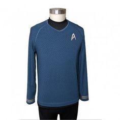 Star Trek Into Darkness Cosplay Spock Uniform Costumes