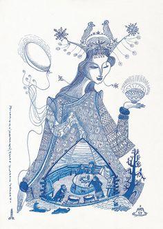 «ПЕСНЬ ТАРАКАЯ». Выставка Николая Чепокова Visionary Art, Happy People, Painting & Drawing, Mystic, Abstract, Drawings, Illustration, Artwork, Artist