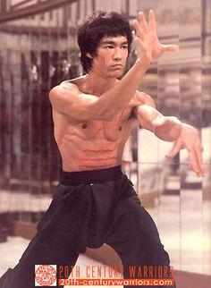 "Bruce Lee ""Enter The Dragon"""