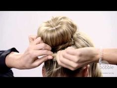 Invisibobble Hair Styling: Grand Dame - YouTube