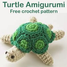 Crochet For Children: Turtle Amigurumi