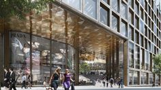 Schmidt Hammer Lassen Wins Competition to Design Mixed-Use Complex in Central Oslo,© Beauty and The Bit / schmidt hammer lassen architects
