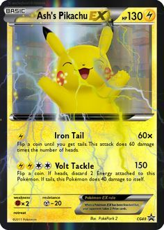 girl pikachu pokemon card-mega ex - Google Search