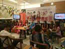 Now #live #launching #NAGASWARA The Spirit Of Dancedhut 2017, Press Conference Of Launching The New Single's @balena_308 @devay_duoanggrek @putriunyu2 @connienurlita @bp3_susi_ngapak @susie_legit live di @youtube @nagaswaraofficial dan www.nagaswarafm.com