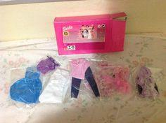 Kit roupa Barbie