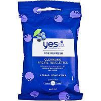 $3.00 - Yes to Blueberries - Travel Cleansing Towelettes 8 Ct #ultabeauty