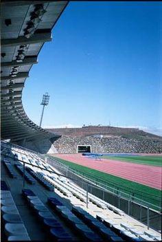Athletics Stadium, Tincer, 2008 - AMP arquitectos