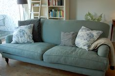 Snowdrop Duck-egg (sofa.com).