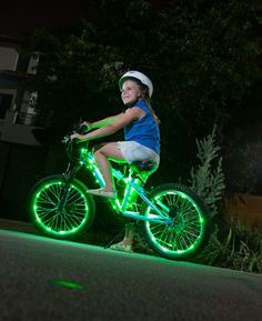 Fietsverlichting trend: bike lighting!