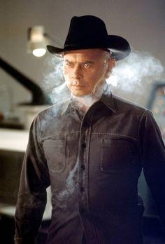 Yul Brynner In Westworld Film Image Films