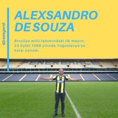 Alex De Souza Hakkında Bilinmeyen 17 İlginç Bilgi! Soccer, Sports, Hs Sports, Futbol, European Football, European Soccer, Football, Sport, Soccer Ball