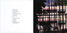 Peter Saville: Section25 - 'Dark Light' cover