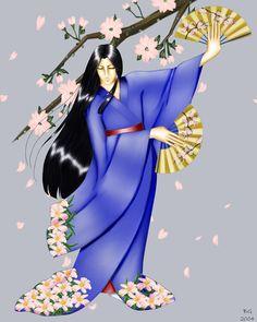 Geisha Dance by Haruka71.deviantart.com on @deviantART