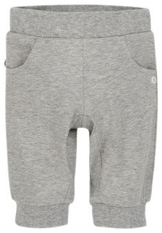 Noppies Grey Cotton Pants