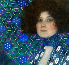 Gustav Klimt: Emilie Flöge