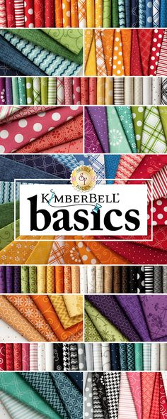 Kimberbell Basics is a colorful collection of basic fabrics by Kimberbell Designs for Maywood Studio available at Shabby Fabrics. Quilt Block Patterns, Pattern Blocks, Quilt Blocks, Quilting Tips, Quilting Projects, Quilting Fabric, Fabric Dining Room Chairs, Shabby Fabrics, Fabric Scraps