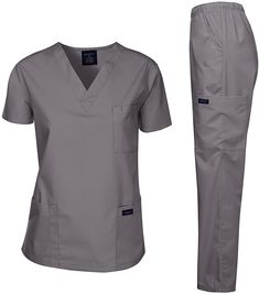 Dagacci Scrubs Medical Uniform Women and Man Scrubs Set Medical Scrubs Top and Pants Landau Scrubs, Scrubs Pattern, Safety Clothing, Scrubs Outfit, Scrub Jackets, Medical Uniforms, Uniform Design, Medical Scrubs, Scrub Sets