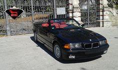 https://flic.kr/p/DpdizR | BMW 325i by BASSOTTOROSSO Car Company | 325 i JUMO 1994 12000,00 Euro www.bassottorosso.com