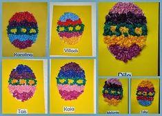 http://beehivepreschool.blogspot.pt/2010/04/easter-egg-crafts.html