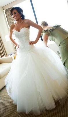 Pnina Tornai ball gown