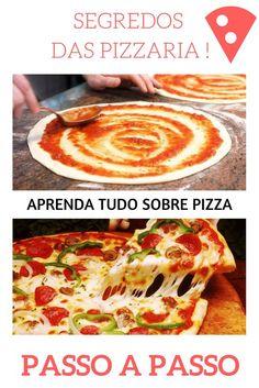 ->> VÍDEO AULAS INCRÍVEIS  APRENDA HOJE A  FAZER PIZZAS IGUAL AS DE PIZZARIA ! #pizza #receitas