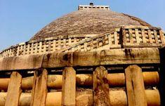 Sanchi Stupa Bhopal.