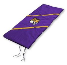 LSU Tigers Louisiana State Kids Camping Sleeping Bag
