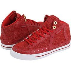 Gravis Gemini Hi Skate Shoes Chinese Red Womens Sz 65 >>> Read more reviews of the product by visiting the link on the image.