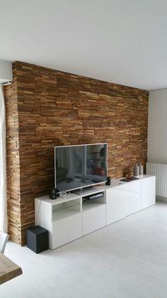 houten wandbekleding baja onze bestseller, geeft elke interieur een mooie warme uitstraling, gratis thuis bezorgd door Woodindustries.nl