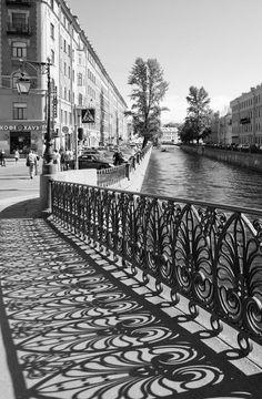 St.Petersburg - Great use of shadow!