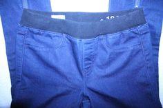 Gap Pants 26/2 Dark Wash Denim 1969 Skinny Stretch Jean Jegging Pants #Gap #Jegging