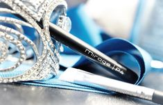 💎 . . . Opulence Brow Brush, Eyeliner Brush, Olympus, Makeup Brushes, Diamond, Blue, Photography, Inspiration, Fotografie