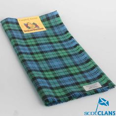 Campbell Ancient Tartan Headsquare