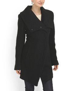 Wool Blend Adelaide Ii Coat