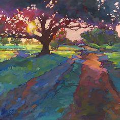 KMSchmidt Landscape Paintings