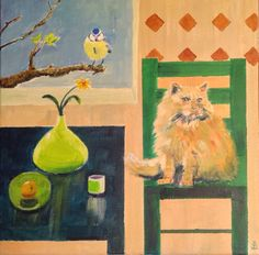 My version of a mary Fedden OBE (1914-2012)