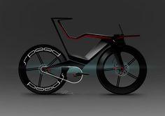 bike sketch/design