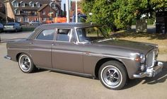 For Sale Superior Quality Saloon - Classic Cars HQ Retro Cars, Vintage Cars, Antique Cars, Rover P6, Road Transport, Classy Cars, Hot Cars, Volvo, Cars And Motorcycles