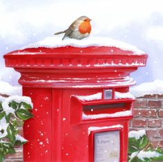 Lisa Alderson - LA - ems robin and postbox.jpg