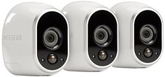 Arlo Security System  3 WireFree HD Cameras IndoorOutdoor Night Vision VMS3330 * You can get more details by clicking on the image. (Note:Amazon affiliate link)