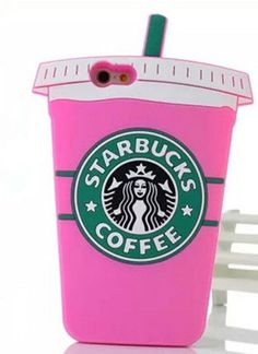 3D Starbucks Coffee Cup Case For iPhone 4 4S 5 5S SE 6 6S 7 Plus Galaxy S3 S4 S5 S6 S7 edge Note 3 4 5 A5 7 8 J5 J7 g