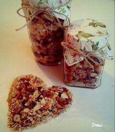 Living the Sweet Life: Domáce müsli