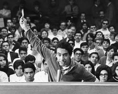 The 1968 East Los Angeles walkouts displayed the largest mobilization of Chicano youth leaders in Los Angeles history.