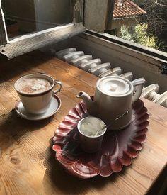 Lova mig att göra en kanna choklad i veckan. Hygge, Panna Cotta, Tableware, Ethnic Recipes, Kitchen, Food, Autumn, Ska, Dulce De Leche
