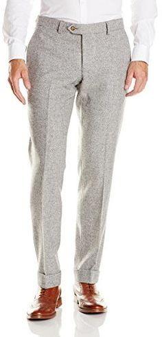 Michael Bastian Gant By Michl Bastian The Wool Herringbone Pant Formal Trousers For Men, Men Trousers, Mens Dress Pants, Men Dress, Men Pants, Urban Fashion, Womens Fashion, Male Fashion, Men Formal